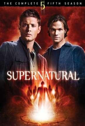 Sobrenatural - 5ª Temporada Completa Download