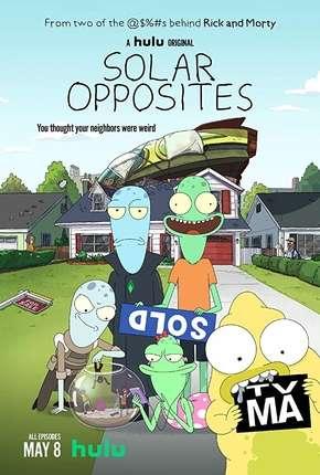 Solar Opposites - 1ª Temporada Completa - Legendado Download