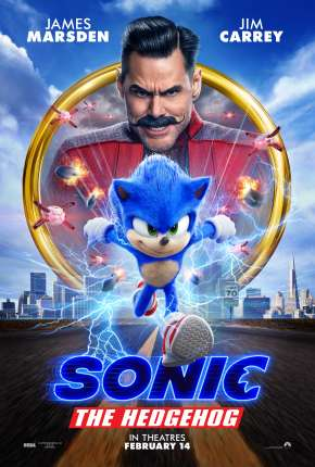 Sonic - O Filme - CAM Download