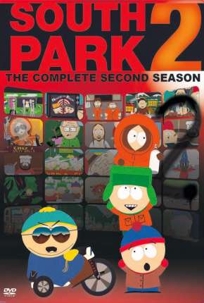 South Park - 2ª Temporada Completa Download
