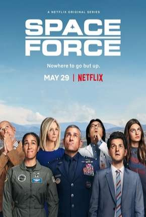 Space Force - 1ª Temporada Download