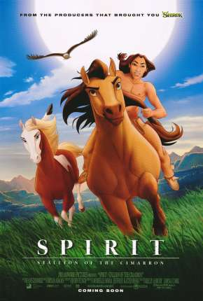 Spirit - o Corcel Indomável BluRay Download