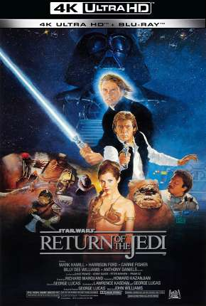 Star Wars - Episódio VI - O Retorno de Jedi - 4K Download
