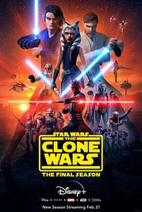 Star Wars - The Clone Wars - 7ª Temporada Download