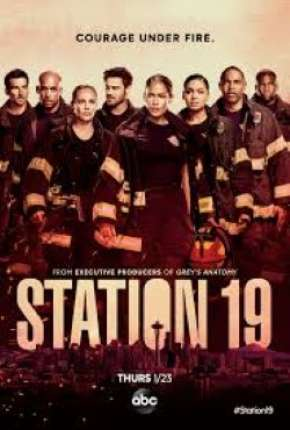 Station 19 - 3ª Temporada Legendada Download