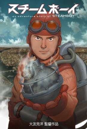 Steamboy BluRay Download