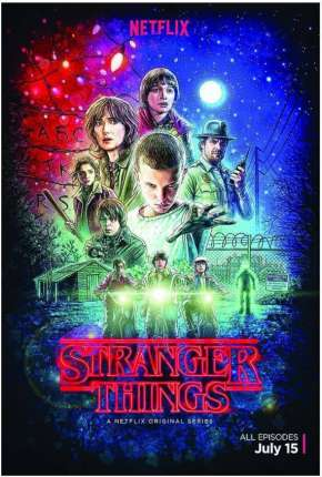 Stranger Things - 1ª Temporada HD Download