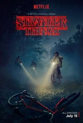 Stranger Things - Todas as Temporadas Completas Download