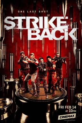 Strike Back - 8ª Temporada Legendada Download