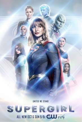 Supergirl - 5ª Temporada Legendada Download