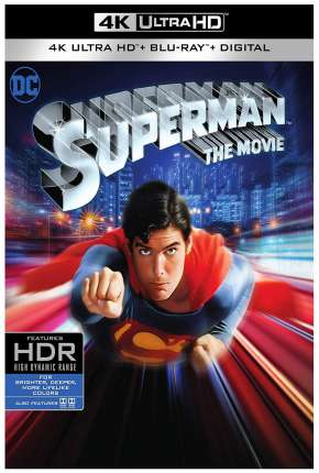 Superman - O Filme 4K UHD Download