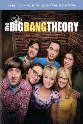 The Big Bang Theory (Big Bang - A Teoria) 8ª Temporada Download