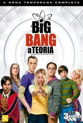 The Big Bang Theory (Big Bang - A Teoria) 9ª Temporada Download