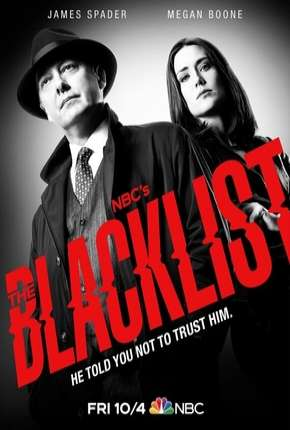 The Blacklist - Lista Negra - 7ª Temporada Download