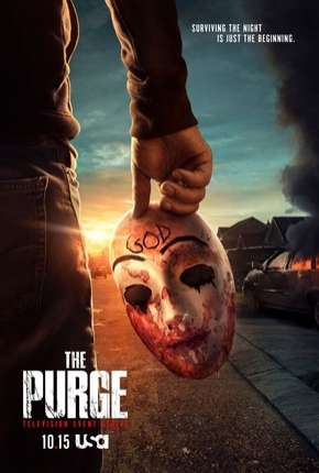 The Purge - Uma Noite de Crime 2ª Temporada Download