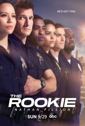 The Rookie - 2ª Temporada Legendada Download