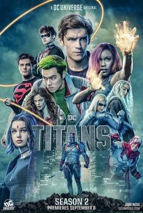 Titãs - Titans 2ª Temporada Legendada Download