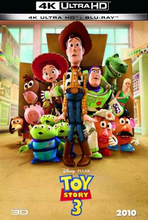 Toy Story 3 - 4K Download