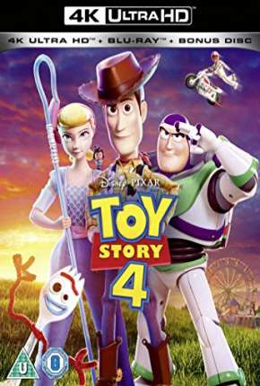 Toy Story 4 4K Download