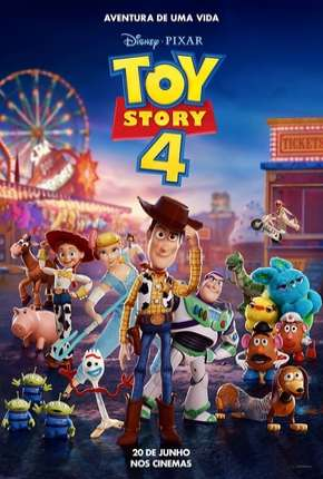 Toy Story 4 - CAM Download