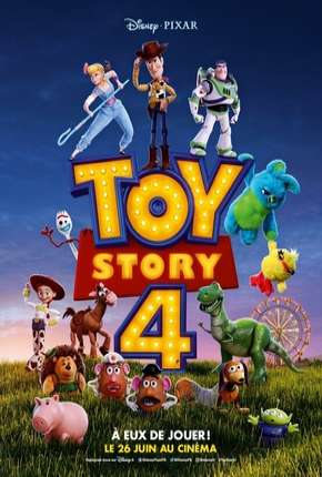 Toy Story 4 - Legendado HD Download