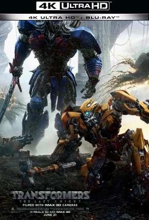 Transformers - O Último Cavaleiro - IMAX - 4K Download