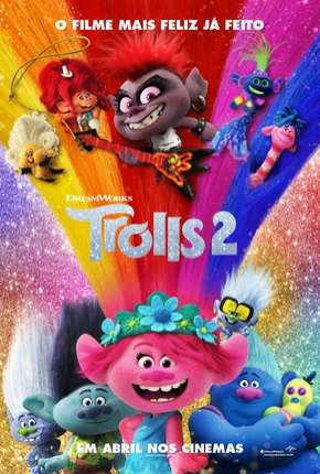 Trolls 2 - CAM - Legendado Download