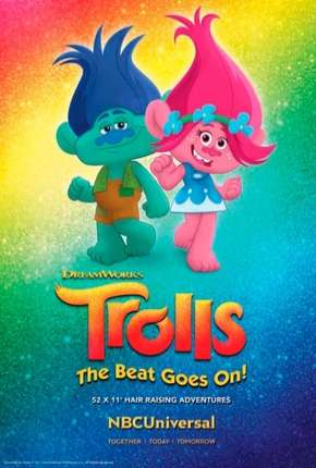 Trolls - O Ritmo Continua!  - 1ª a 6ª Temporada Completa Download