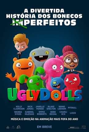 UglyDolls BluRay Download