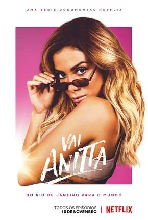 Vai Anitta - 1ª Temporada Completa Download