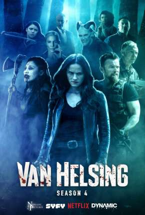Van Helsing - 4ª Temporada Legendada Download