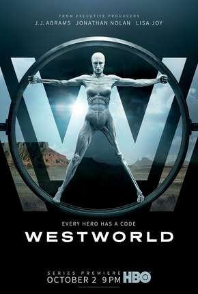 Westworld - 1ª Temporada Completa Download