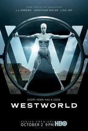 Westworld - 1ª Temporada Completa HD Download