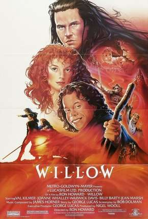 Willow - Na Terra da Magia BluRay Download