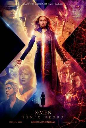 X-Men - Fênix Negra Download