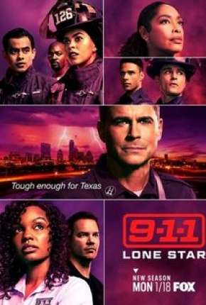 9-1-1 - Lone Star - 2ª Temporada Legendada Download