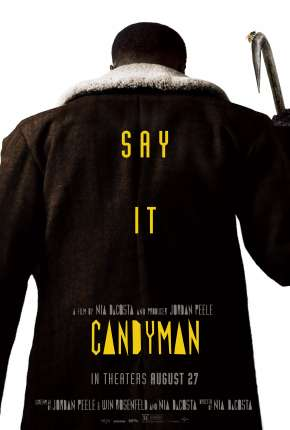 A Lenda de Candyman - Legendado Download