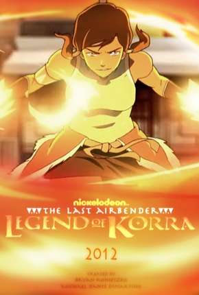 A Lenda de Korra Download