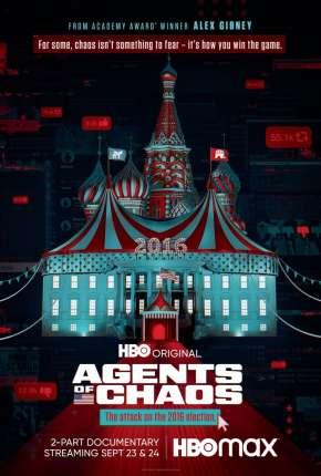 Agents of Chaos - 1ª Temporada Completa Legendada Download