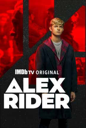 Alex Rider - 1ª Temporada Completa Download