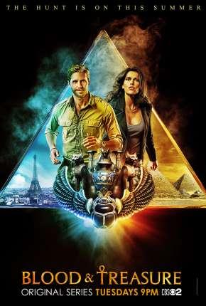 Blood e Treasure - 1ª Temporada Download