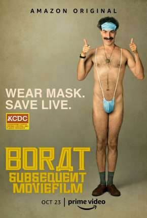 Borat - Fita de Cinema Seguinte Download