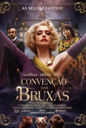 Convenção das Bruxas - The Witches Download