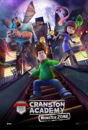 Cranston Academy - Monster Zone - Legendado  Download