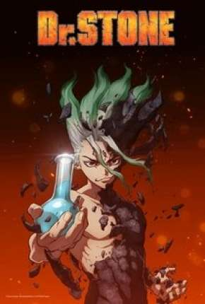 Dr. Stone - 1ª Temporada Completa Download