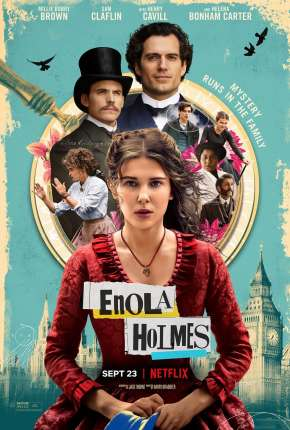 Enola Holmes Download