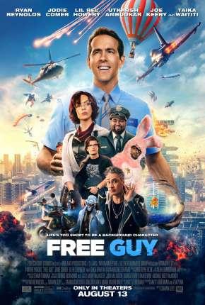 Free Guy - Assumindo o Controle Download