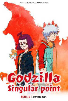 Godzilla Ponto Singular - 1ª Temporada Completa Download