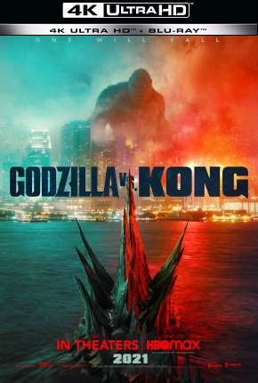 Godzilla vs. Kong 4K Download