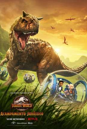 Jurassic World - Acampamento Jurássico - 1ª Temporada Completa Download
